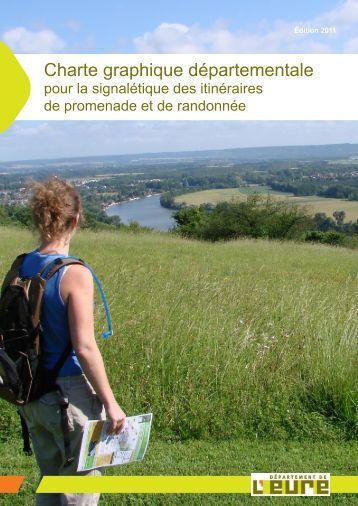 Charte graphique départementale - Eure Tourisme