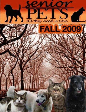 Senior Pets - Mayor's Alliance for NYC's Animals