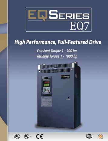 TECO EQ7 Spec Sheet - Marshall Wolf Automation
