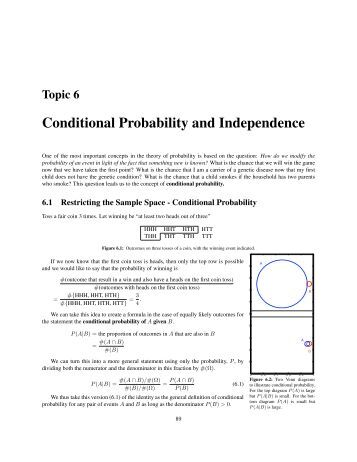 types of events in probability pdf