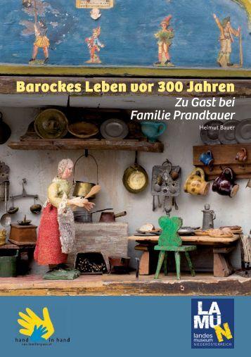 Leben im Barock - Landesmuseum Niederösterreich