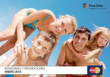 NOVEDADES Y PROMOCIONES ENERO 2013