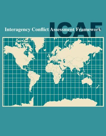 Interagency Conflict Assessment Framework - US Department of State