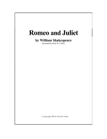 romeo and juliet are failed by Romeo and juliet commit suicide after friar laurence plan failed romeo and juliet's parents are to be blamed for their deaths,.