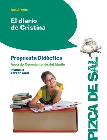 El diario de Cristina (Propuesta didáctica) - Anaya Infantil y Juvenil