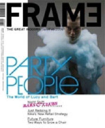Frame - Raw Edges