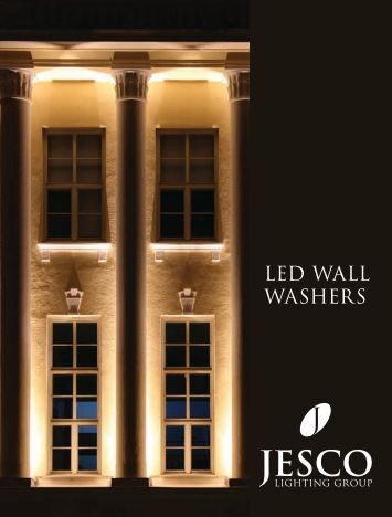 16 ls853led led wall washers jesco lighting