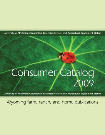 Consumer Catalog