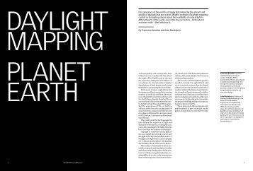 Read more - Daylight & Architecture - Magazine by | VELUX
