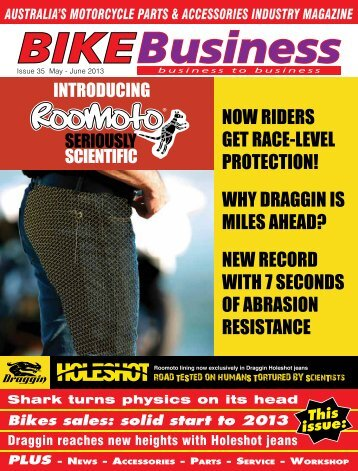 Issue 035 - May 2012 - Bike Business Magazine Home Page