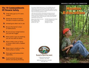 ontario hunter education manual download
