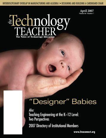 Vol 66, No. 7 - International Technology and Engineering Educators ...