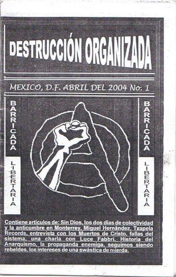 1 - Archivo de Fanzines, Revistas y Periódicos