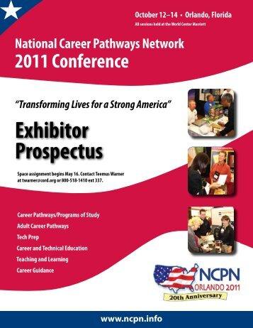 Exhibitor Prospectus - NCPN