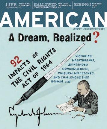 American Magazine November 2014