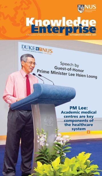 NUS researchers honoured at inaugural President's ... - NewsHub