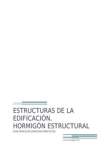 estructuras de la edificación. hormigón estructural - Editorial Club ...