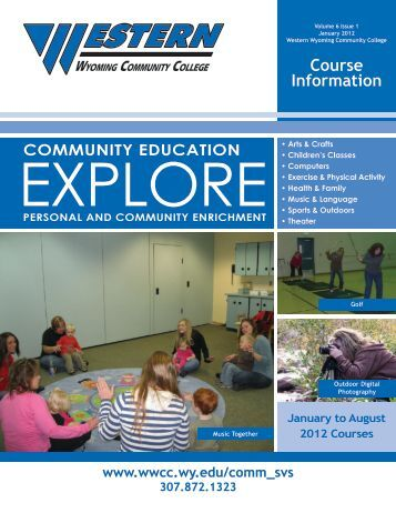 coursework info community