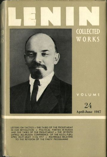 Lenin CW-Vol. 24-TC.pdf - From Marx to Mao