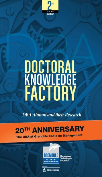 Doctoral thesis pdf