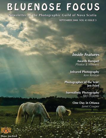 August 2008 - Photographic Guild of Nova Scotia