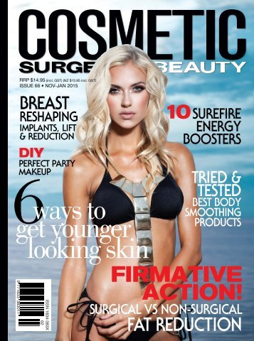 Cosmetic Surgery and Beauty Magazine #66