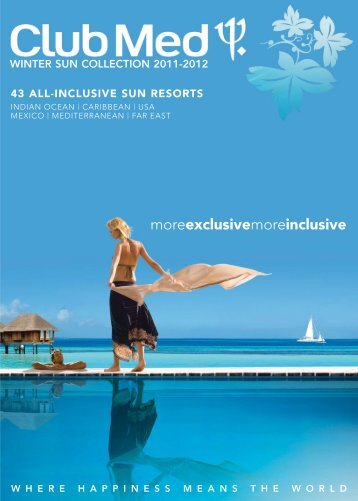 Resort Highlights - Travel Club Elite