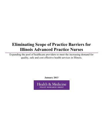 illinois nurse practice act pdf