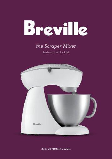 the Scraper Mixer - Breville