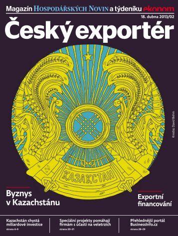 v Kazachstánu Byznys v Kazachstánu