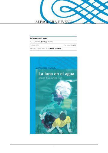 Guía de actividades - Alfaguara
