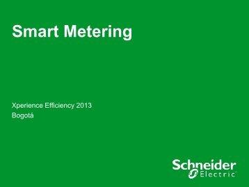 Smart Metering - Schneider Electric