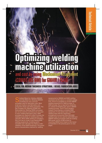 Ador Welding - Industrial Products