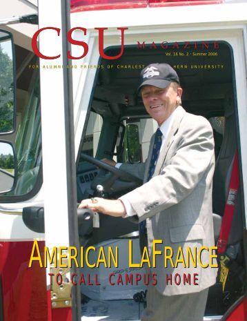 Summer 2006 - Charleston Southern University
