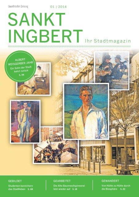 Stadtmagazin St. Ingbert  01|2014