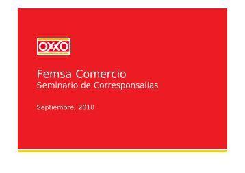 Femsa Comercio - CNBV