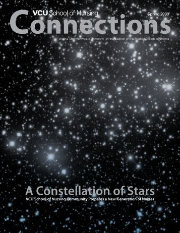 A Constellation of Stars - VCU School of Nursing - Virginia ...