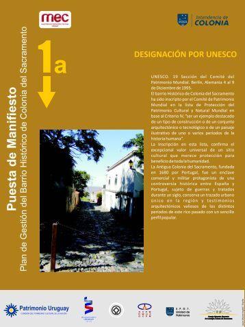 Plan de Gestión para pdf - Intendencia de Colonia
