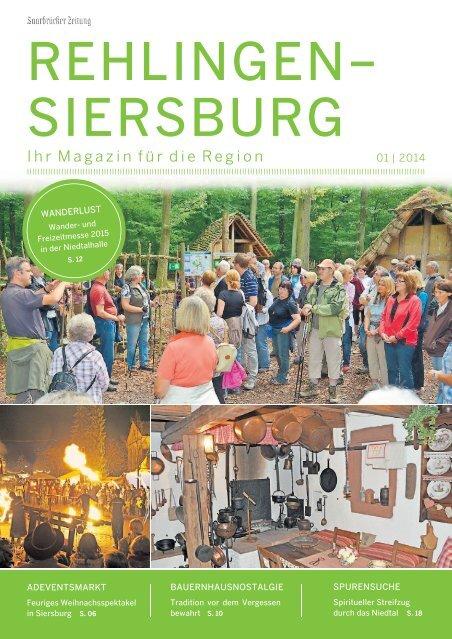 Gemeindemagazin Rehlingen-Siersburg 01|2014