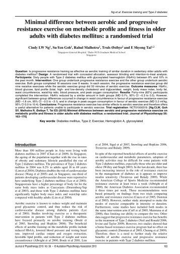 Comparison of Pioglitazone vs Glimepiride on Progression