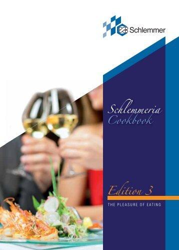 Schlemmeria Cookbook Edition 3