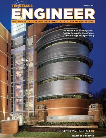 Spring 2012 - College of Engineering - The University of Tennessee ...