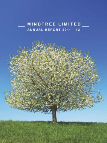 Full annual report of 2011-2012 - Mindtree