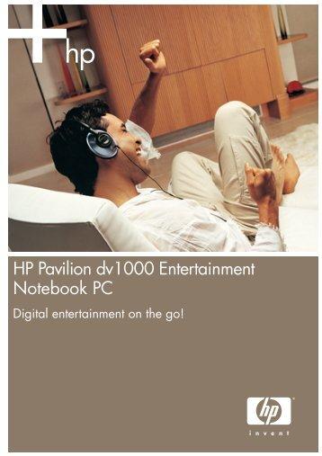 21-3113 HP pavilion Broc.fh9 - HP - Hewlett Packard