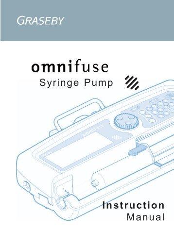 Alaris Infusion Pumps Manual Guide