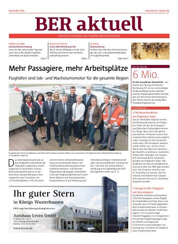 BER aktuell 12/2014