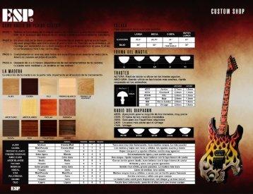 Descargar formulario ESP Custom Shop - Suprovox