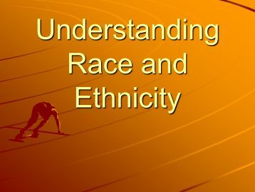 subordinate groups Understand the difference between race and ethnicity define a majority group ( dominant group) define a minority group (subordinate group) while many.