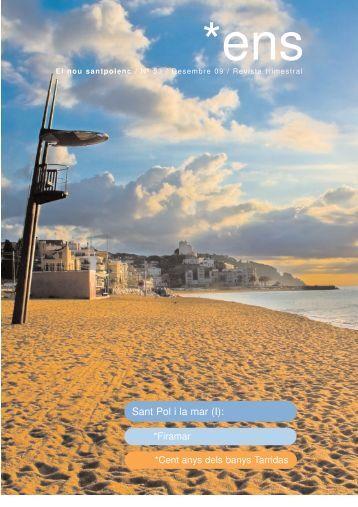 ENS 53 - Sant Pol i la mar (I) - Desembre 09 PDF - Ajuntament de ...