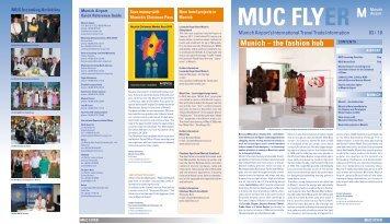 Munich – the fashion hub